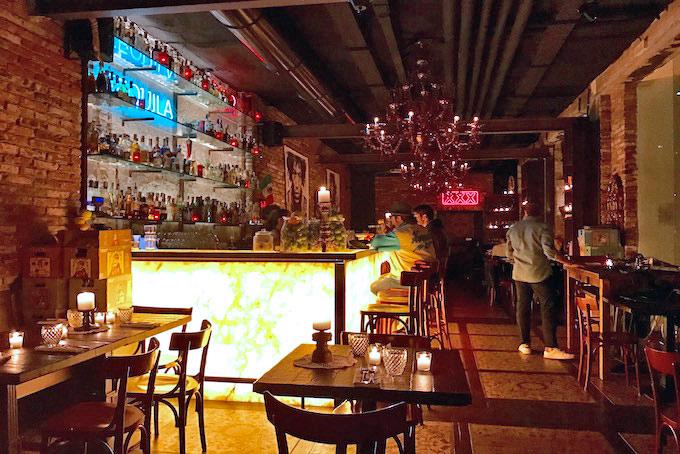 Canteen Milan Mexican Restaurant