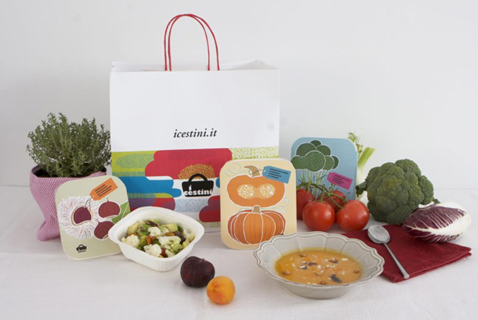 iCestini Milano Food Delivery