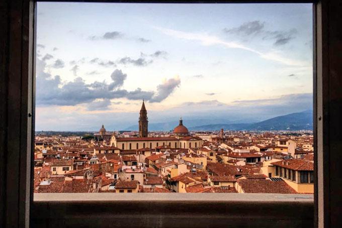 Cosa vedere dove mangiare Firenze