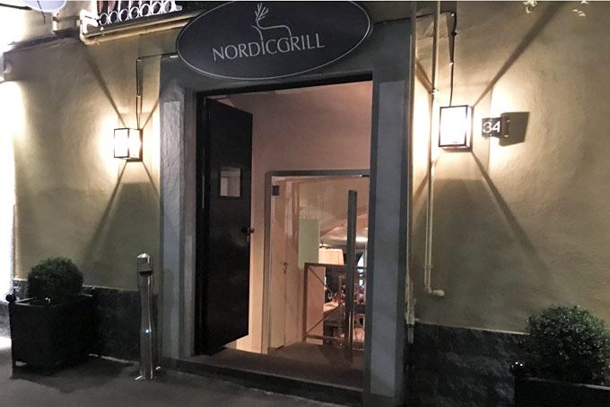 Nordic Grill A Place in Milan