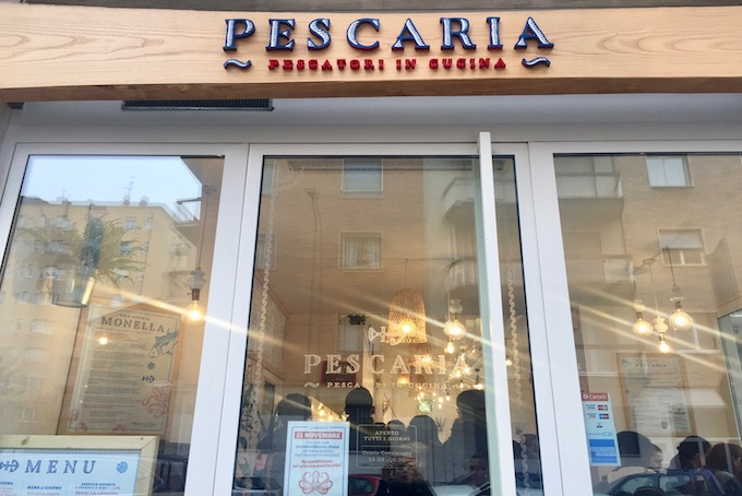 Pescaria A Place in Milan