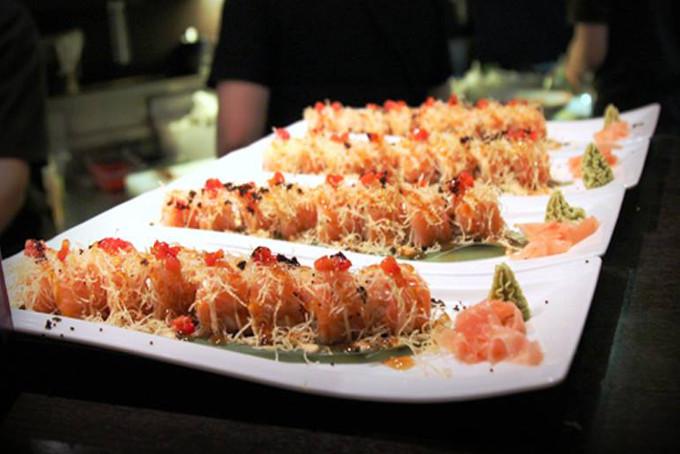Kisen Sushi A Place in Milan