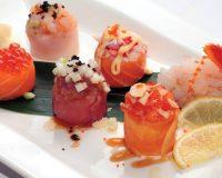 Il sushi di Kisen in Colonne a Milano