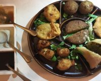 Come si mangia da Sarla, ristorante indiano in Colonne