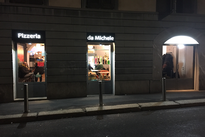Da Michele Milan A Place in Milan
