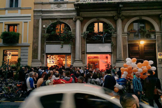 Gay Friendly Places Milan