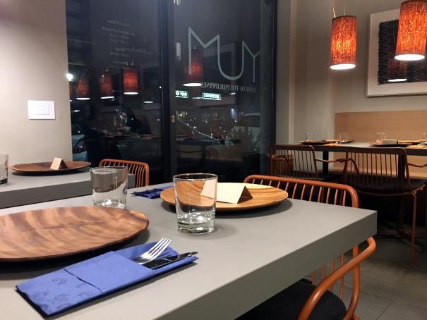 Yum Philippine Restaurant A Place in Milan