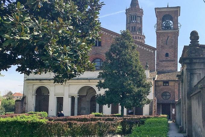 Abbey Chiaravalle Milan A Place in Milan