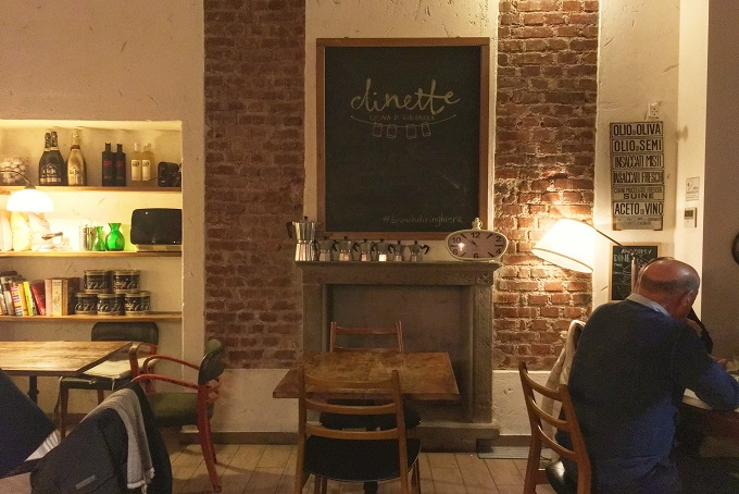 Dinette Milan A Place in Milan