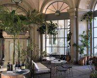 Verde e specialità siciliane nel nuovo bistrot-caffetteria di LùBar dentro alla Gam
