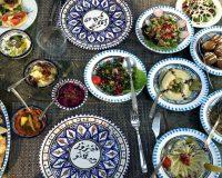 Il Medio Oriente in tavola da Fairouz, primo libanese vegetariano a Milano