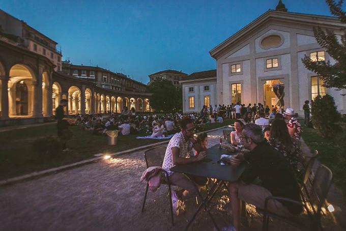 Rotonda Bistro Besana Milan A Place in Milan