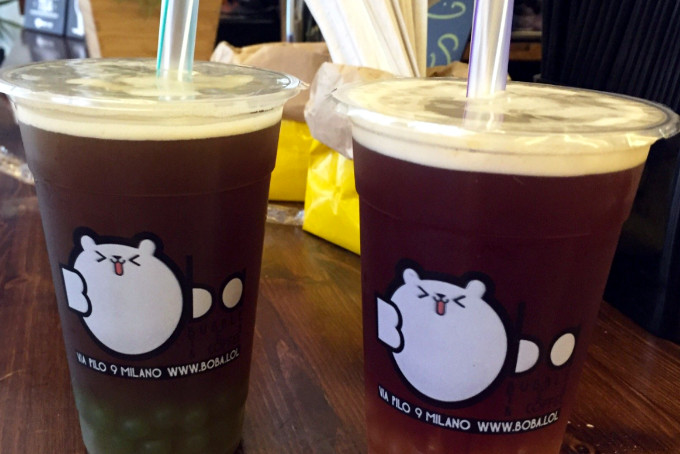 Boba Bubble Tea Milano