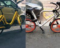 Abbiamo provato Mobike e Ofo, bike sharing a Milano nuovi di zecca