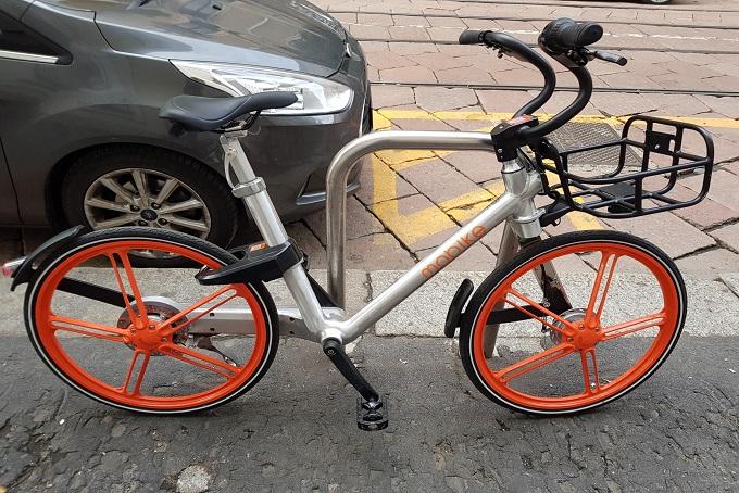 Mobike Bike sharing Milano