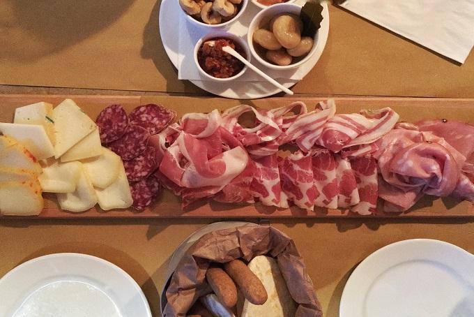 Saluti da Modena ristoranti regionali Milano