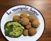 #ConoscoUnaSchiscia: la ricetta delle polpettine di sgombro, fave e menta