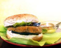 #ConoscoUnaSchiscia: la ricetta del veggie burger di ceci e gorgonzola