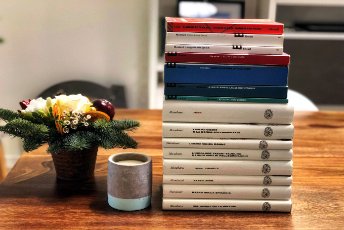 Libri Haruki Murakami