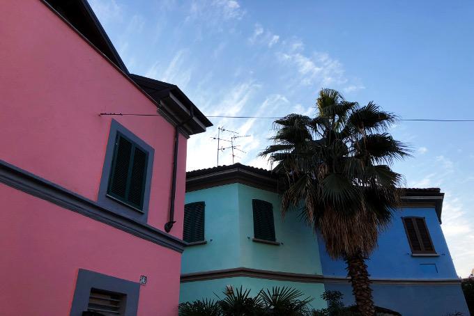Via Lincoln Milano Quartiere Giardino