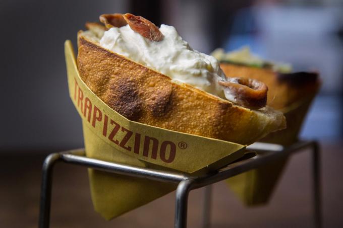 Trapizzino ristoranti Milano