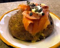 Com'è Gialle&Co, locale 'a tutta patata' in Moscova
