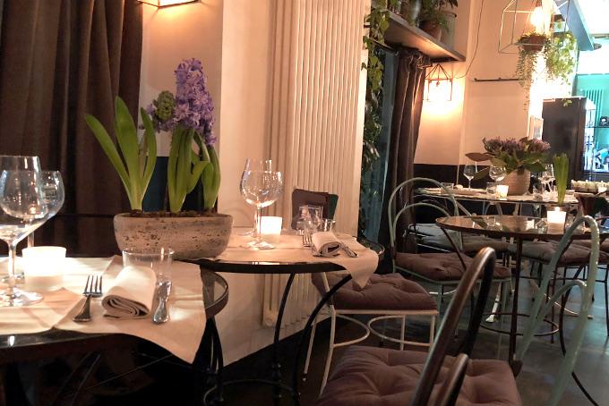 Mint Garden Cafè Flop Milano
