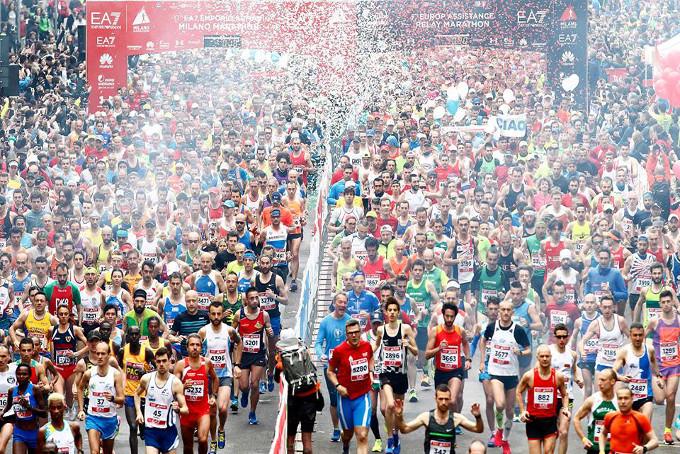 Eventi Milano Marathon