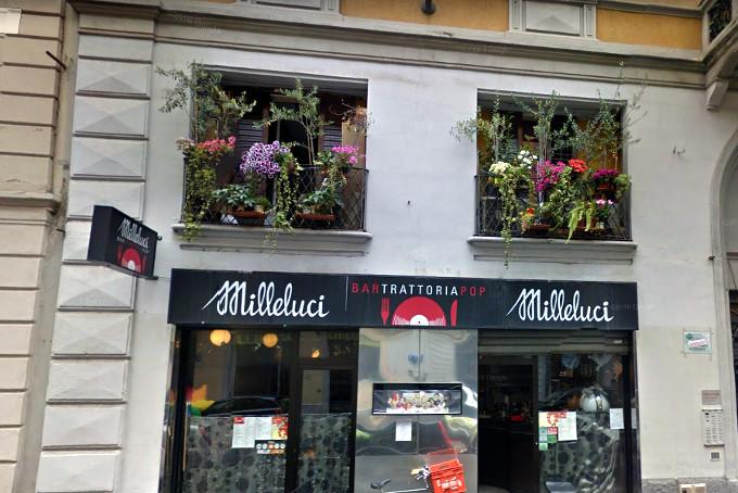 Porta Venezia Milano Milleluci Trattoria Pop