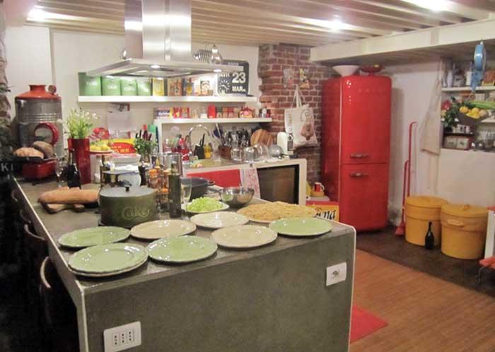 Milano Ma Hidden Secret Kitchen Supper Club Cucina