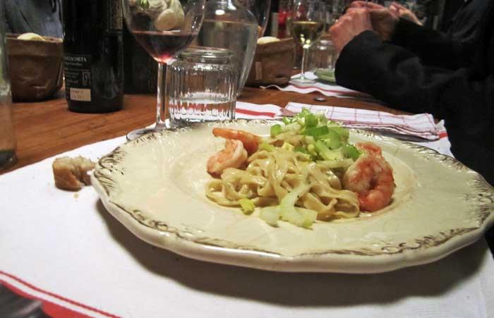 Milano Ma Hidden Secret Kitchen Supper Club Piatto