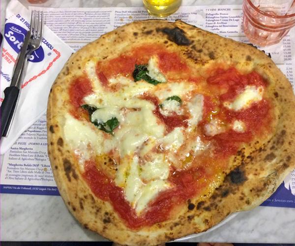 Pizzeria Sorbillo Lievito Madre Milano