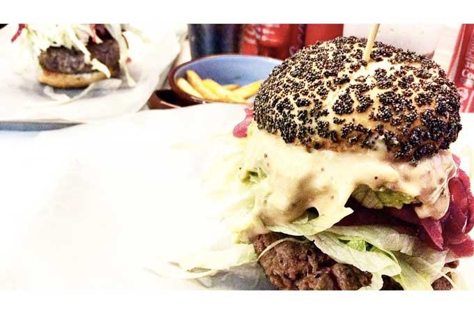 Ristorante Al Mercato Milano Burger Bar_Hamburger