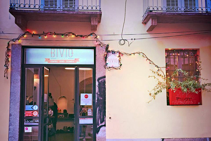 Bivio Milano shopping Milano Second Hand Conosco Un Posto