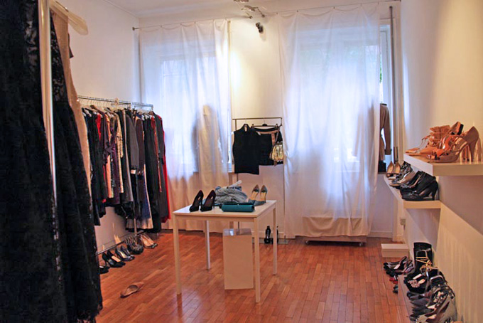 Give an Take Shopping Milano Second Hand Una sala di ... b1f861cc3a8