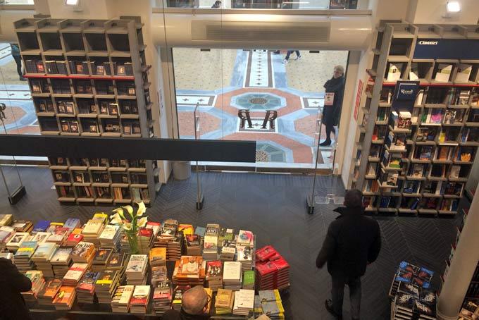 Libreria Rizzoli Milano Conosco un posto