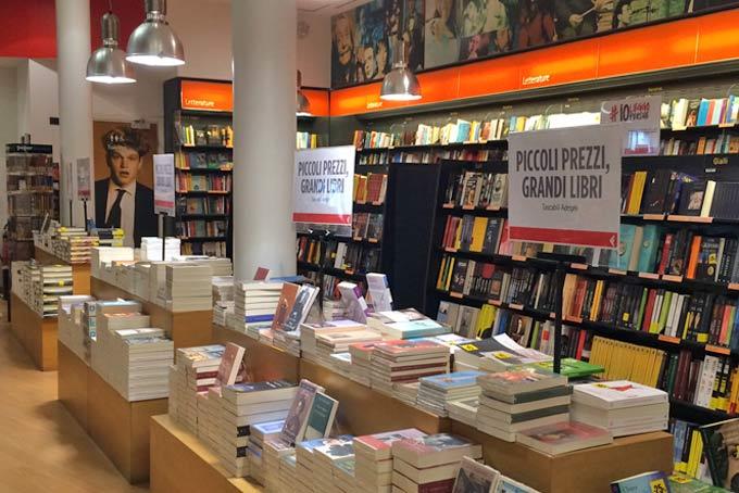 Libreria Feltrinelli Milano Conosco un posto