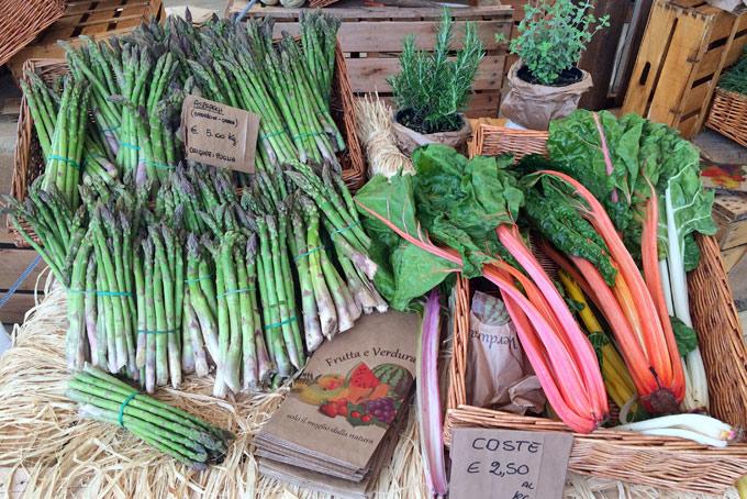 Cosa trovate al mercato metropolitano a milano for Mercato frutta e verdura milano