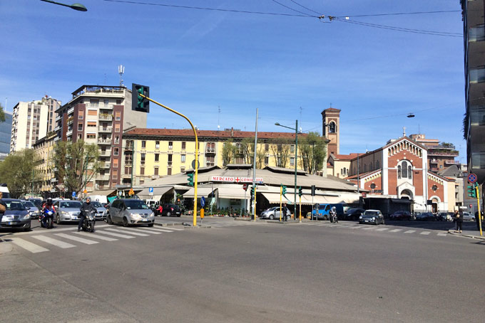 Zona Wagner Milano Details Conosco un posto
