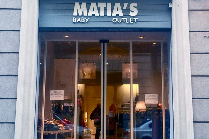 7 bellissimi negozi per bambini a Milano - Conosco un posto
