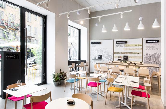 Moleskine Cafe Milano