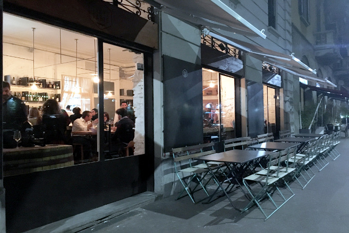 Tokyo Table Milano