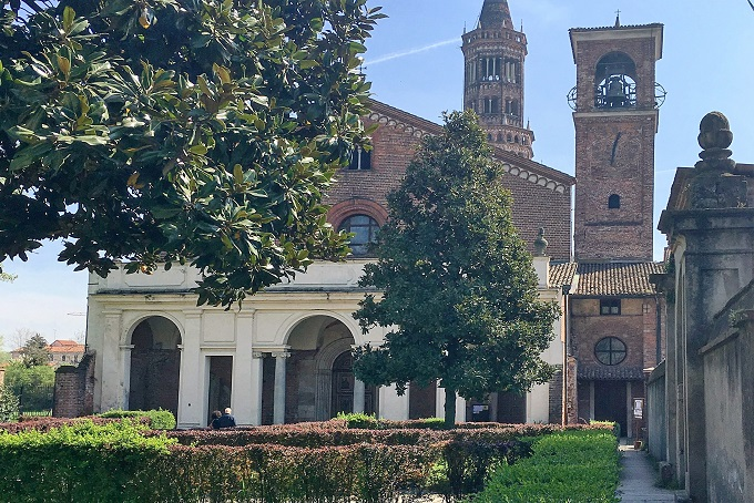 Abbazia Chiaravalle Milano Conosco un Posto