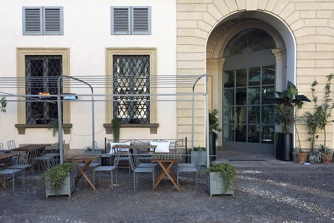 Verde e specialit siciliane nel nuovo bistrot caffetteria for Bar le tre marie milano