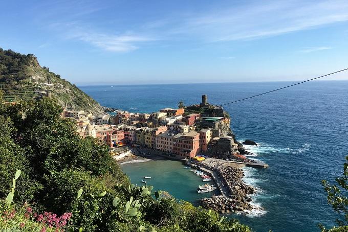 Liguria cosa vedere