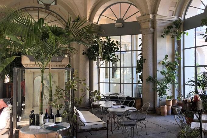 Verde E Specialità Siciliane Nel Nuovo Bistrot Caffetteria