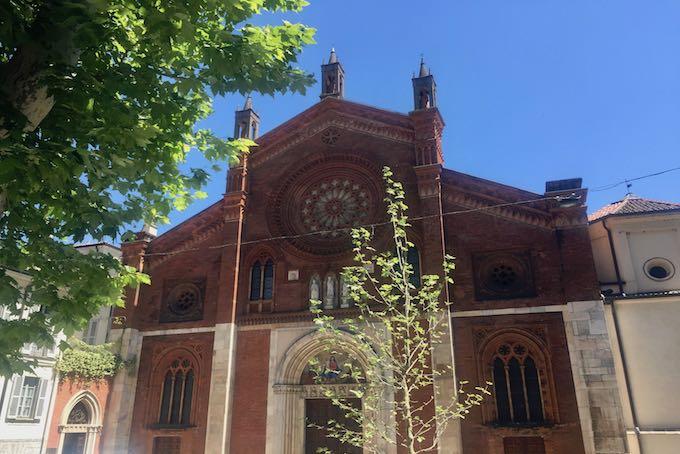 Chiesa di San Marco Chiese Milano Conosco un posto