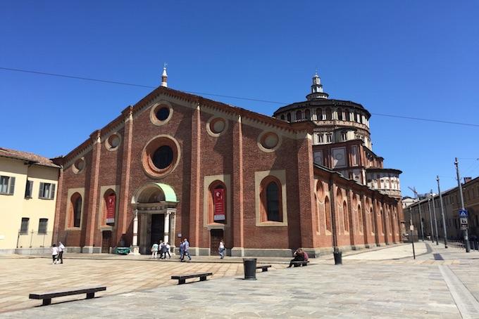 Chiesa di Santa Maria delle Grazie Chiese Milano Conosco un posto