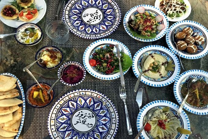 Fairouz Vegetariano Libanese Milano