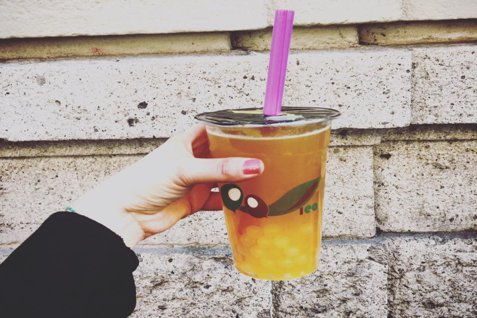 Bubble tea Milano QqTea